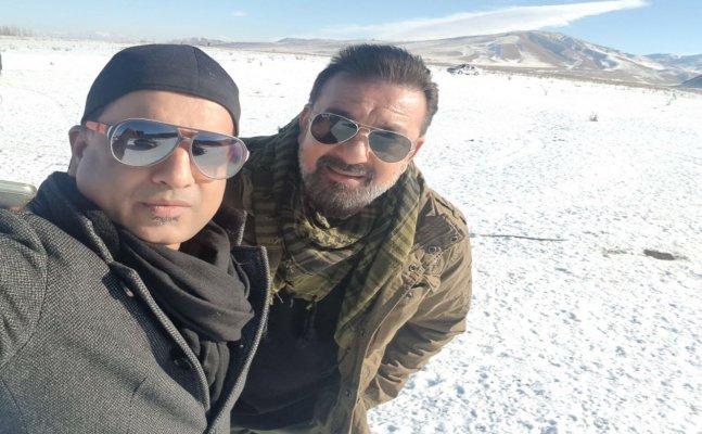 Meet Sanjay Dutt's best friend Paresh Ghelani, played by ...