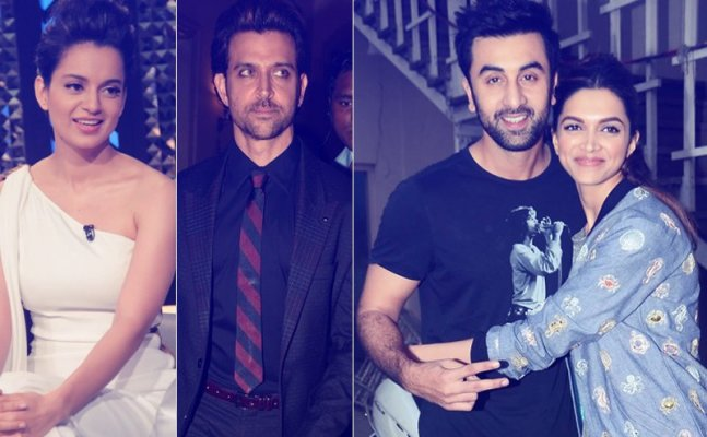 Ranbir Kapoor is Kangana's ex not Hrithik: 5 SHOCKING revelations from mail