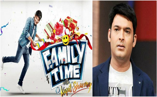 'Family Time With Kapil Sharma' goes off-air for a month