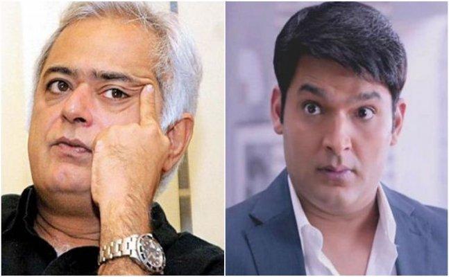 Director Hansal Mehta reacts to Kapil Sharma's ABUSIVE tweets