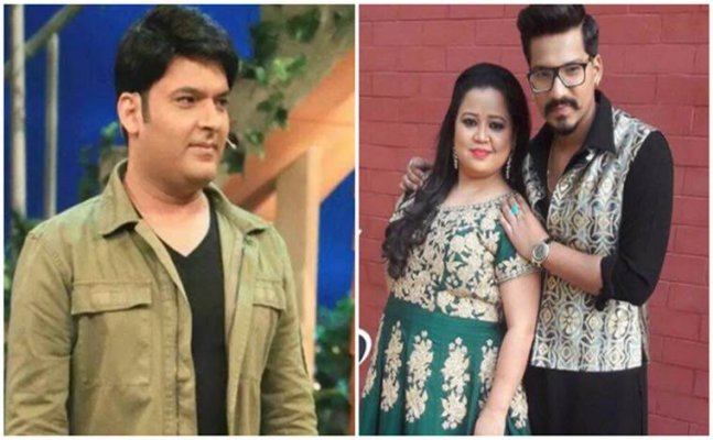 Bharti Singh to join Kapil Sharma's 'Family With Time'?