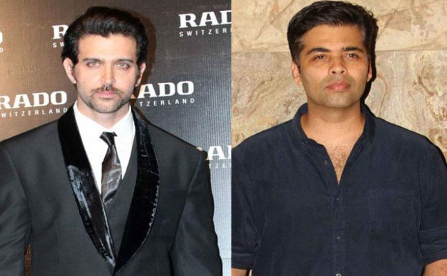 Hrithik Roshan & Karan Johar join hands to campaign for suicide prevention