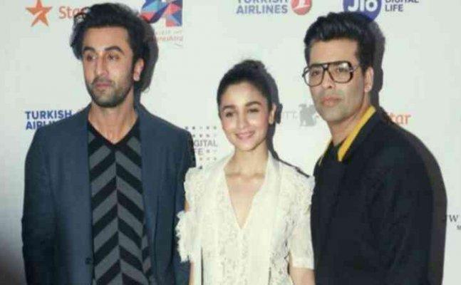 Karan Johar says Ranbir Kapoor is the best husband for Alia Bhatt