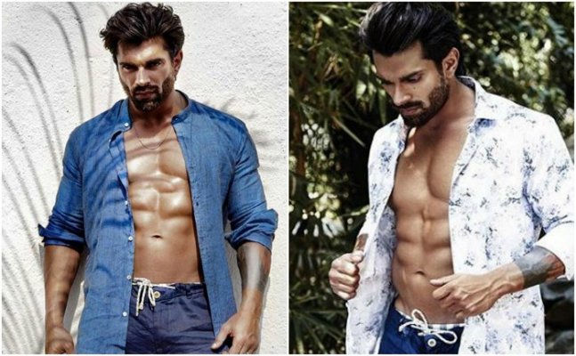 Karan Singh Grover looks HOT AF in the latest photoshoot and we can't keep calm