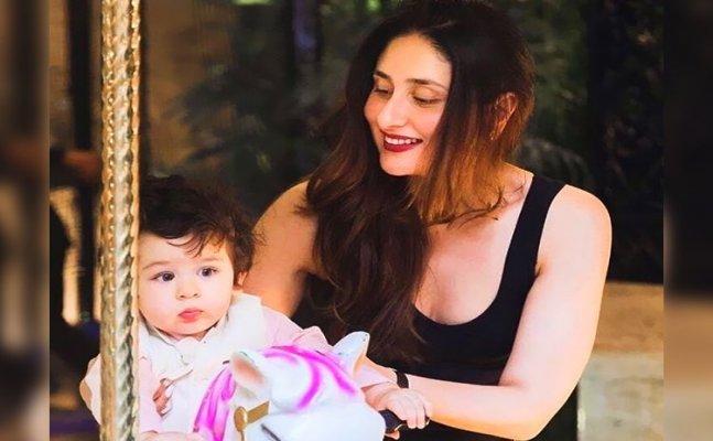 Here's how Kareena decided to name her son Taimur