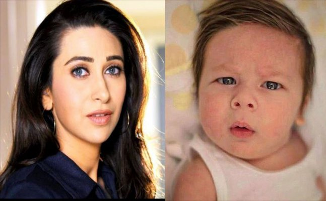 Aunt Karisma Kapoor REVEALS Taimur's first bday plans