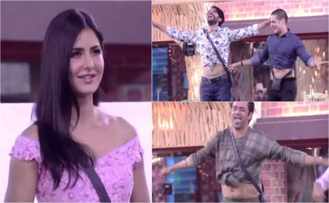 BB 11: From roti making to belly dance, this is how boys impressed Katrina Kaif
