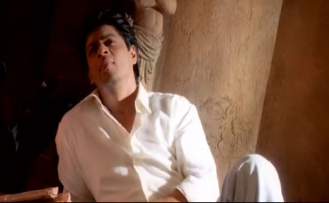 Trivia: Shah Rukh featured in music album based on Vajpayee's poem