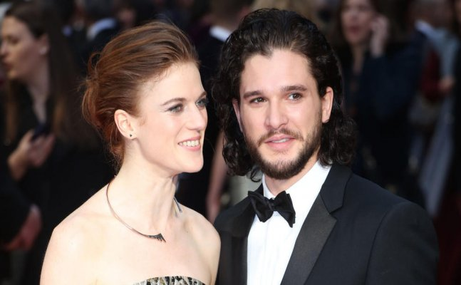 'Game Of Thrones' fame Kit Harington and Rose Leslie to get married in June