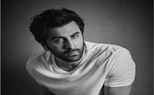 Ranbir Kapoor's latest monochromatic photoshoot is breath-taking