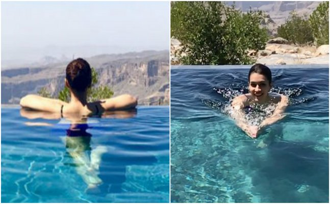 Kriti Sanon looks like MERMAID in her swimming video