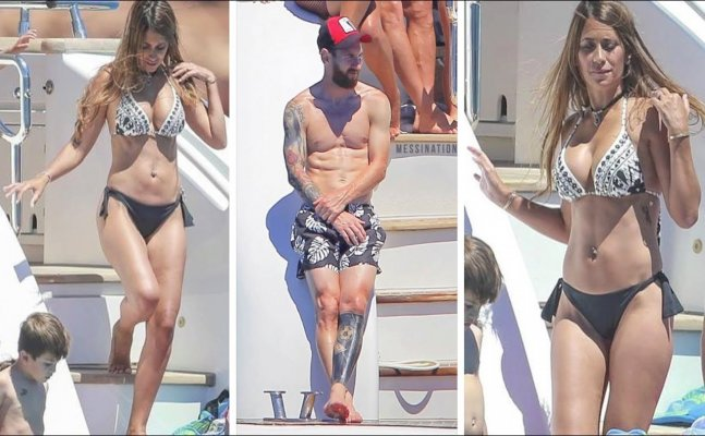 FIFA World Cup 2018 : Sexy Pics of Wives of Star Footballers playing in Russia