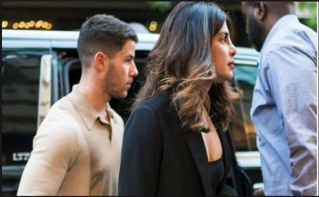 Priyanka Chopra's 'Secret' visit to Mumbai with boyfriend Nick Jonas