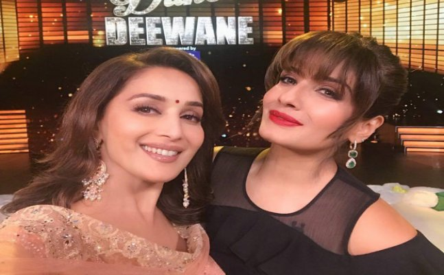 WATCH: What happened Jab Madhuri met Raveena after years