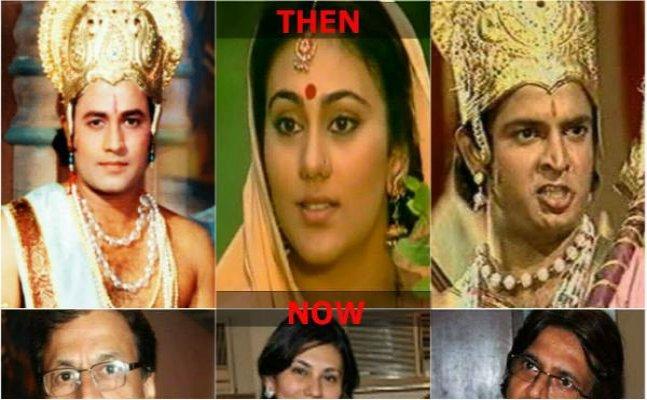 Here's what Ramanand Sagar's