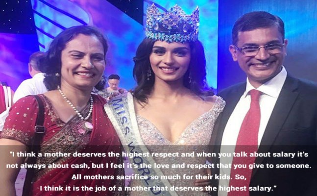 Indian medical student Manushi Chhillar wins Miss World 2017