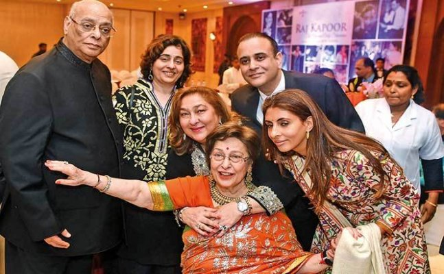 Shweta Bachchan's father-in-law Rajan Nanda passes away