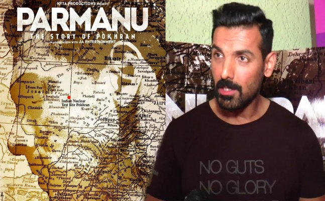 'Parmanu' controversy: FIR against John Abraham for cheating co-producers