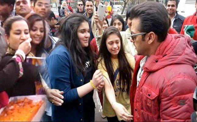 Salman Khan's fan left her family, ran away from MP to meet him