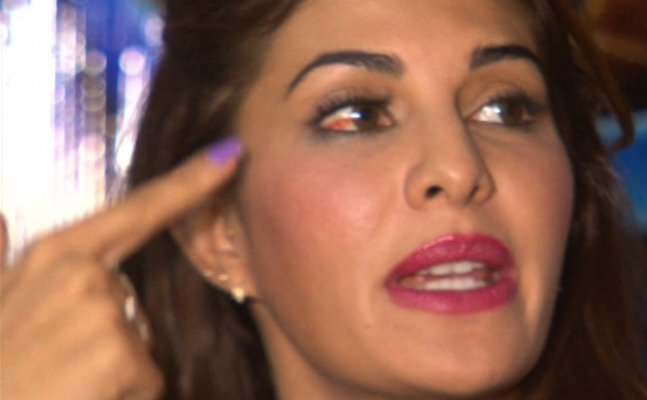 SHOCKING! Jacqueline Fernandez suffers permanent eye injury