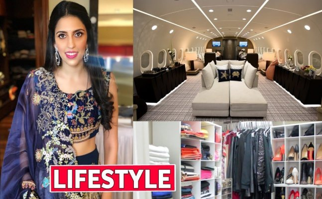 Akash Ambani's fiancée Shloka Mehta owns Bentley & Cooper, earns above 100 crore