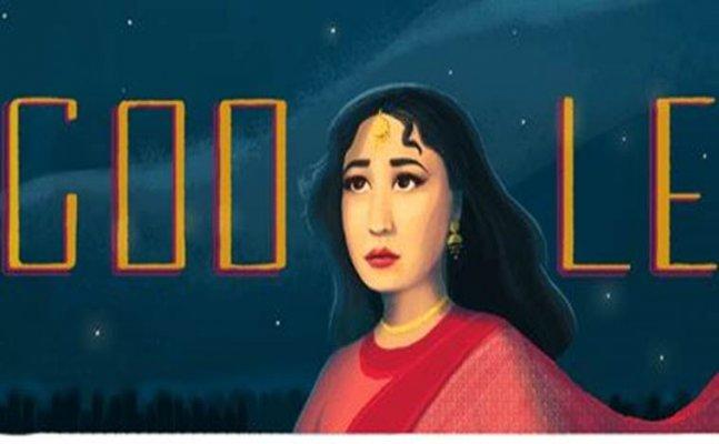 Google Doodle honours veteran actress Meena Kumari on her 85th birth anniversary