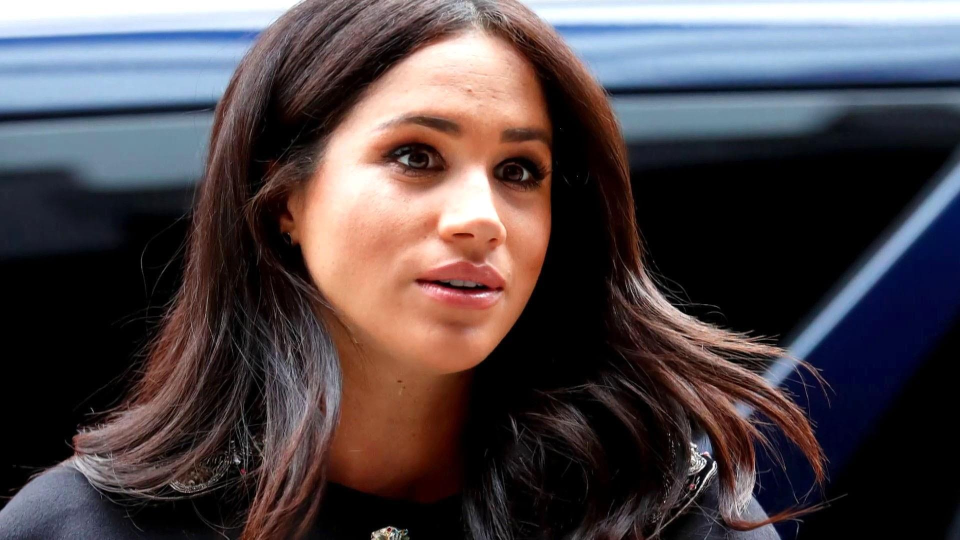 Meghan Markle accuses Buckingham Palace of 'perpetuating falsehoods' against her, Prince Harry