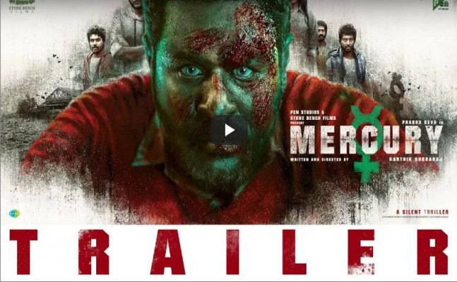 Prabhu Deva starer 'Mercury' trailer is a gripping thriller that won't let you sleep in peace