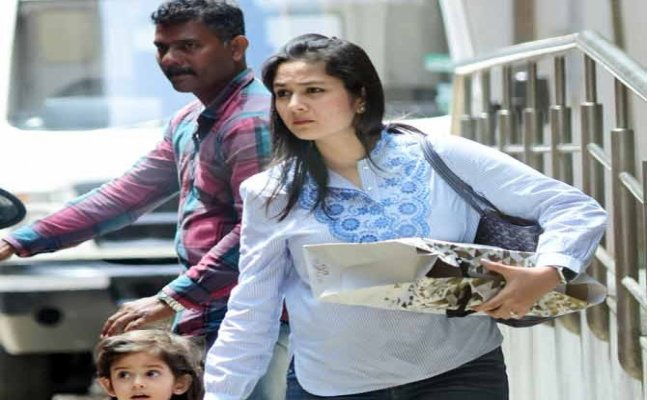Mira Rajput's sister trolled for showing attitude to media