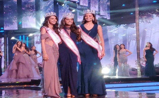 Tamil Nadu girl Anukreethy Vas crowned Miss India 2018