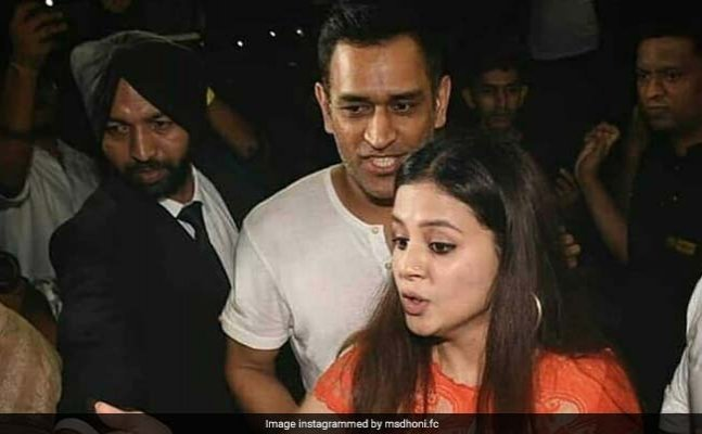 MS Dhoni watches 'Race 3' with Salman Khan and the full cast