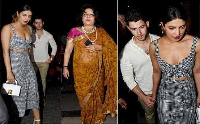 Priyanka Chopra's mother Madhu Chopra talks about meeting Nick Jonas