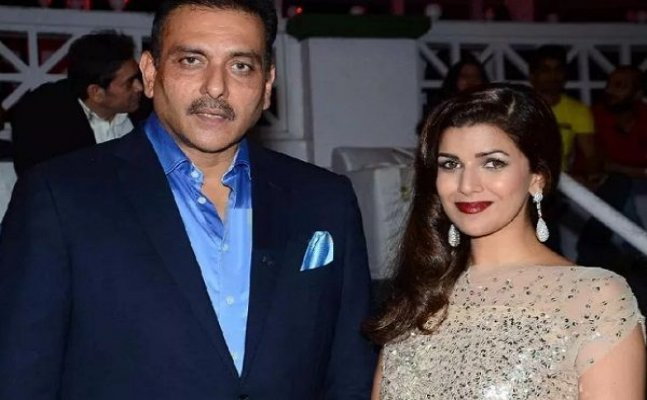 Ravi Shastri reacts on dating rumours with Nimrat Kaur