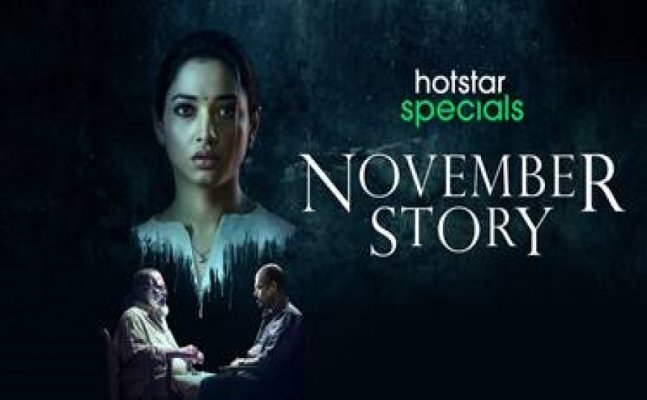 Watch November Story: The biggest show of the year on Disney+ Hotstar VIP