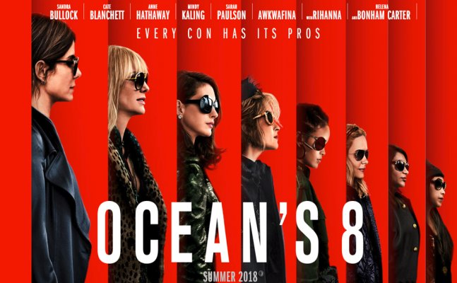 OCEAN'S 8 - Official Main Trailer: Sandra Bullock, Anne Hathway & Rihana are all set to rob you