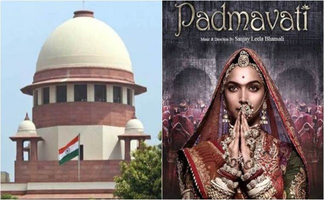 Supreme Court raps Centre for ministers' comments on Padmavati