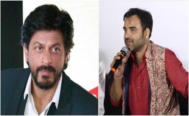 Pankaj Tripathi makes fun of Shah Rukh Khan's signature pose
