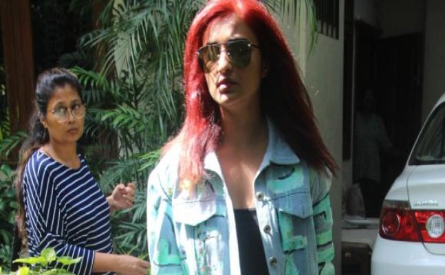 Parineeti Chopra TROLLED for her red-hair look
