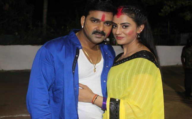 SHOCKING! Drunk Bhojpuri star Pawan Singh beats up Akshara Singh
