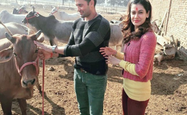 Actress Payal Rohatgi says Kerala is suffering god's wrath because the state slaughtered cows
