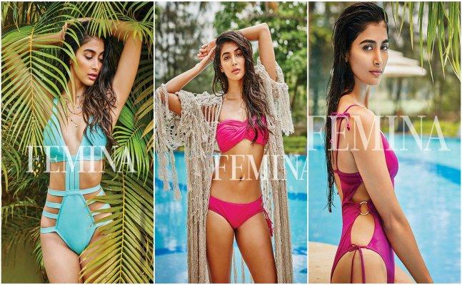 Pooja Hegde's latest BIKINI photoshoot will blow your mind!