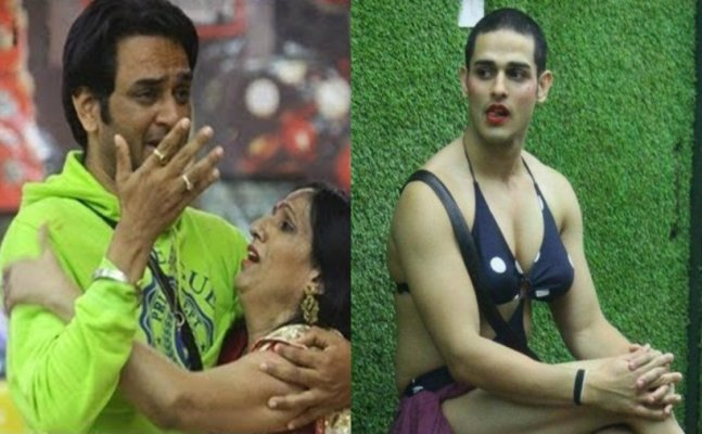 BB 11: Priyank's BIKINI avatar lands him in jail