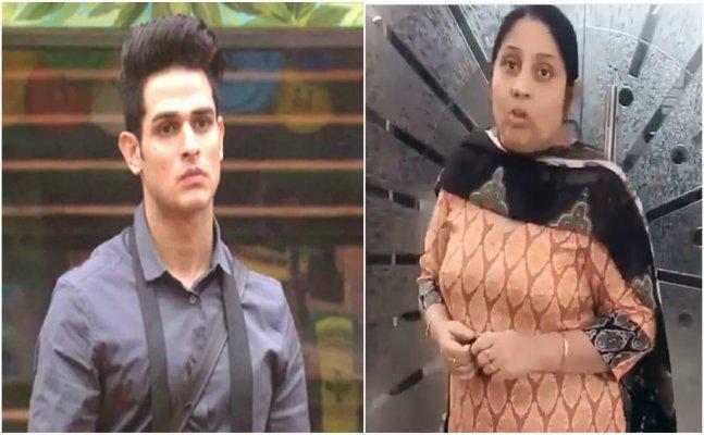 Priyank Sharma's mom ANGRY video goes VIRAL