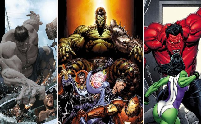 Avengers Infinity War: 10 invincible Hulks' ranking from weakest to strongest