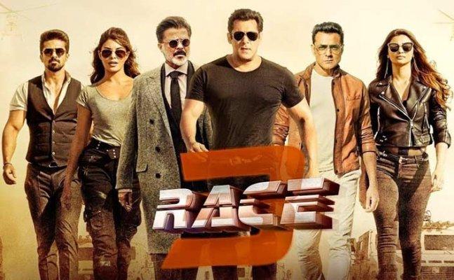 SHOCKING! Salman Khan's 'Race 3' will NOT release in Pakistan