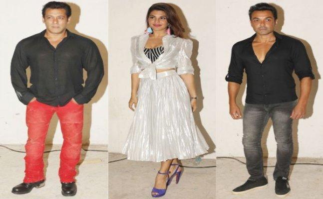 Salman Khan to Jacqueline Fernandez, 'Race 3' cast promotes the film
