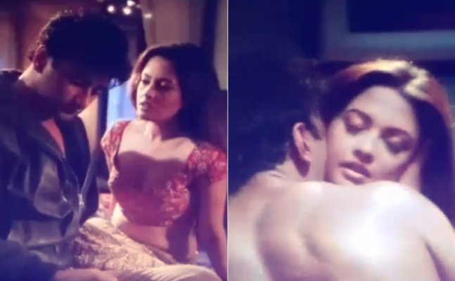 Ragini MMS 2 sex scene between Riya Sen and Nishant Malkani LEAKED!