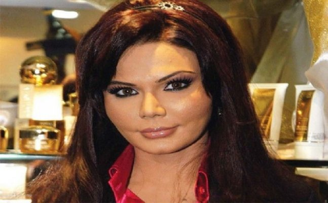 Rakhi Sawant shares shocking video from plane's washroom