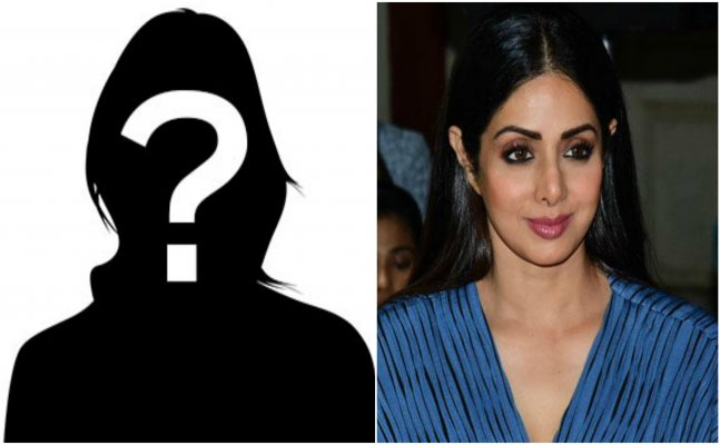 This actress BREAKS DOWN on Sridevi's death