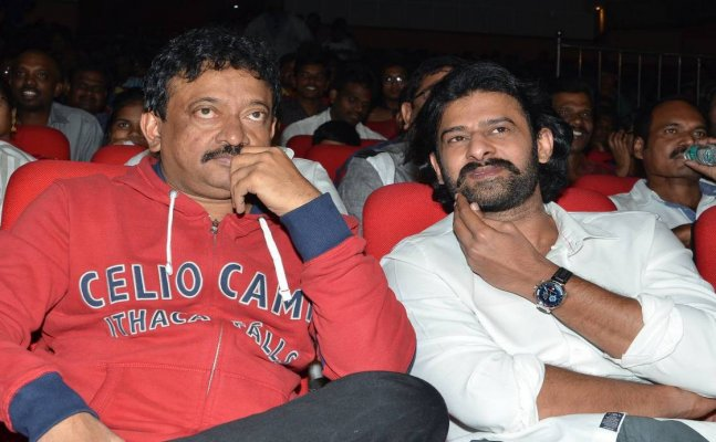 Ram Gopal Varma finds Prabhas' look-a-like